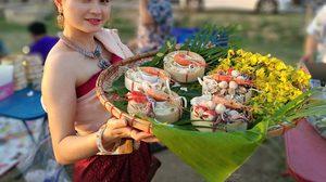 เที่ยวสงกรานต์ กาญจนบุรี ไปชมงานประเพณีและเล่นน้ำเย็นฉ่ำ