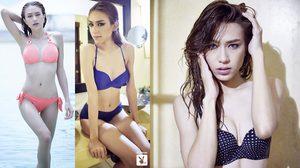 ย้อนวันวานความเซ็กซี่ของ ทราย สุภัสสรา กันอีกครั้งใน PLAYBOY Thailand