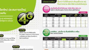 AIS 4G ADVANCED เปิดตัวเต็มรูปแบบ กับ 4G ที่เร็วที่สุด
