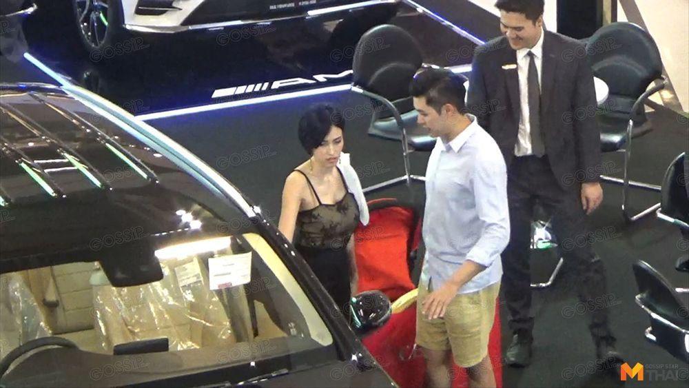 แอมป์ พ่อบ้านสายเปย์ พาภรรยาดูรถ