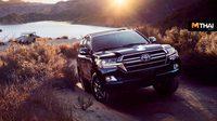 2020 Toyota Land Cruiser Heritage Edition รุ่นพิเศษฉลอง 60ปีในการผลิต