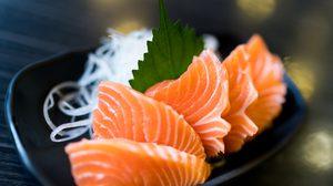 ปลาแซลมอน ช่วยลดความอ้วนได้จริงไหม ?