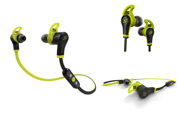 3. SMS Audio In-Ear Wireless Sport