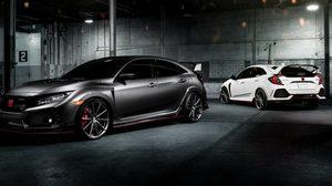 เผยโฉมล้อชุดใหม่ของ Honda Civic Type R