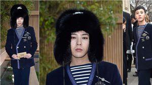 ไม่เคยทำให้ผิดหวัง! G-Dragon โชว์แฟชั่นสุดเจิดที่ปารีส