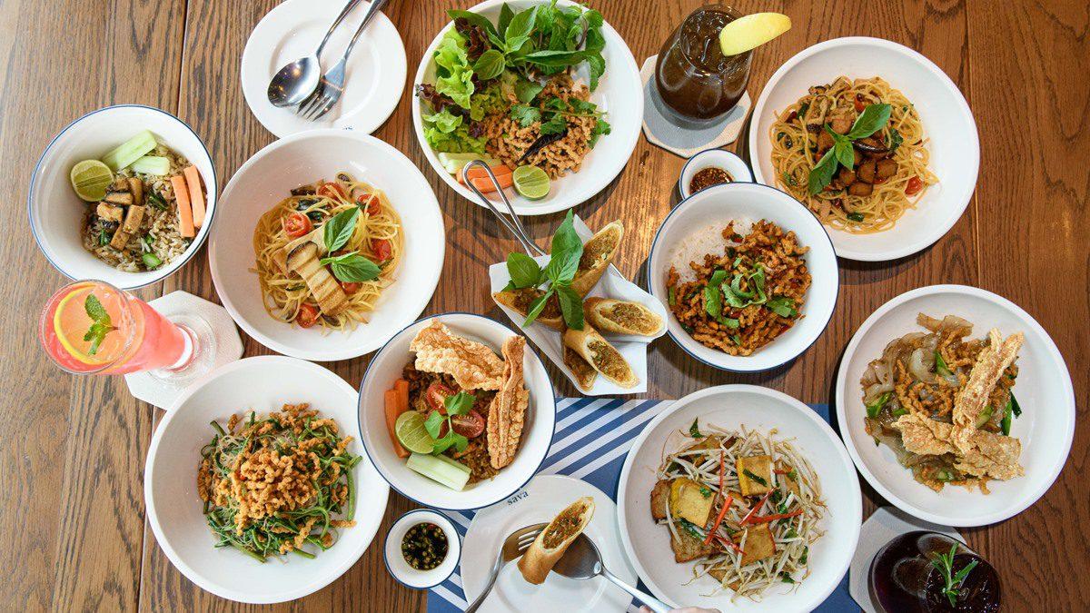 Sava All Day Dining เปิดตัว 10 เมนูอาหารเจ สุดพิเศษ ที่ดัดแปลงมาจากเมนูขายดีของร้าน