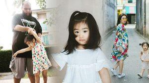 10 ภาพ 'น้องชูใจ' ลูกสาว 'กอล์ฟ ฟักกลิ้งฯ' หนูโตเป็นสาวแล้ว น่ารักไม่เบา!!!