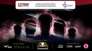 เปิดรับสมัครนักกีฬาอีสปอร์ตคัดเลือกตัวแทนทีมชาติไทยไปแข่งขัน ซีเกมส์ครั้งที่ 30
