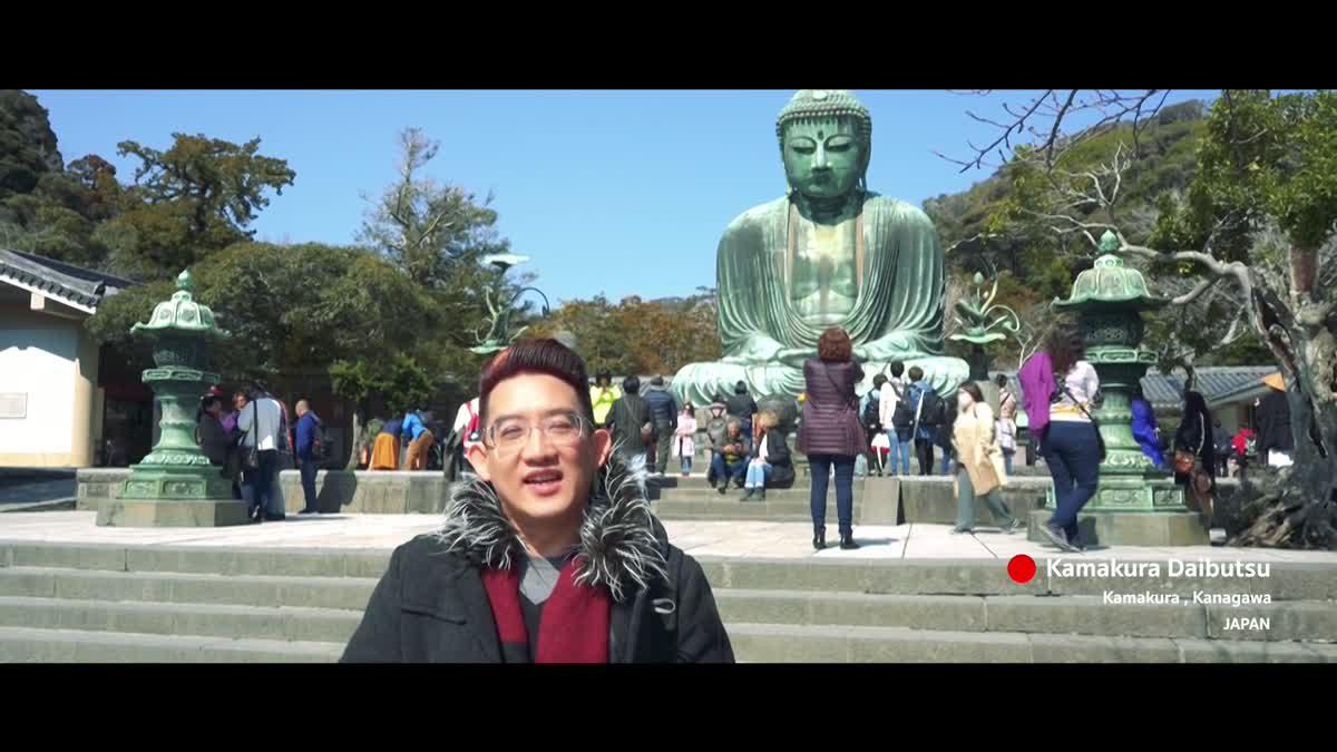 ต้องไปสักครั้งในชีวิต! ตามรอย อ.คฑา ได้บุญ ได้กิน ได้บิน ได้เที่ยวที่ญี่ปุ่น