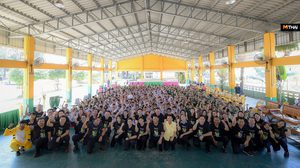 GM ประเทศไทย จัดโครงการ Love The Earth School Visitตอนลดขยะกันเถอะ