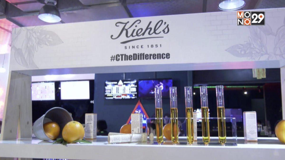 """คีลส์จัดงานแถลงข่าวแนะนำ """"KIEHL'S POWERFUL-STRENGTH LINE-REDUCING CONCENTRATE"""""""