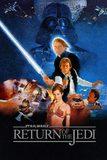 Star Wars VI: Return of the Jedi สตาร์ วอร์ส เอพพิโซด 6: การกลับมาของเจได