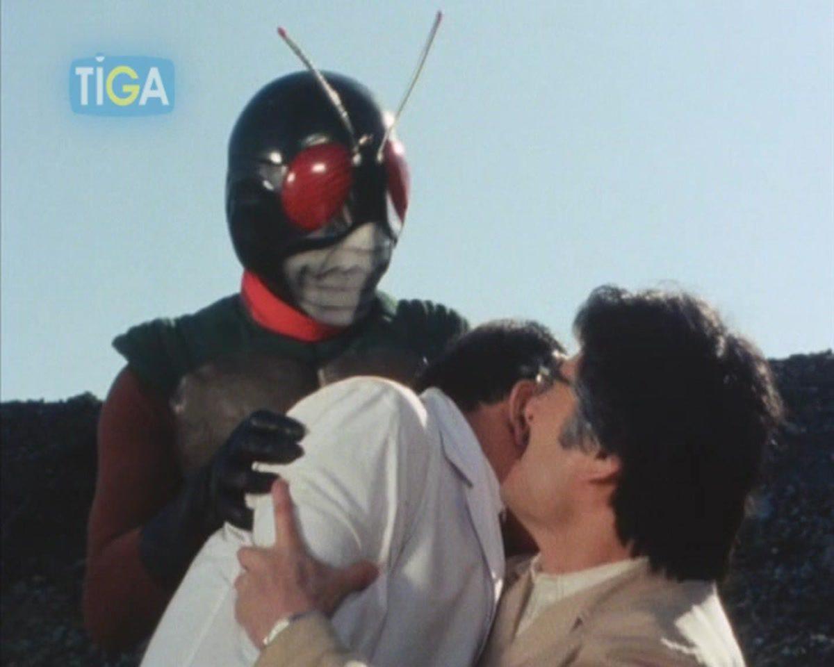 Masked Rider Skyrider ตอนที่ 13-1