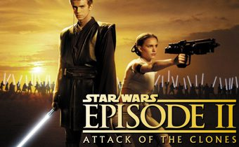 Star Wars II: Attack of the Clones สตาร์ วอร์ส เอพพิโซด 2: กองทัพโคลนส์จู่โจม