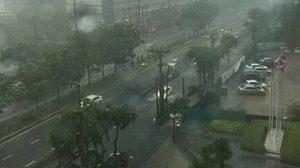วัดลาดพร้าวน้ำท่วมขัง เร่งระบาย-ทั่วกรุงฝนหนัก