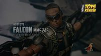 Review - Hottoys Falcon MMS 245