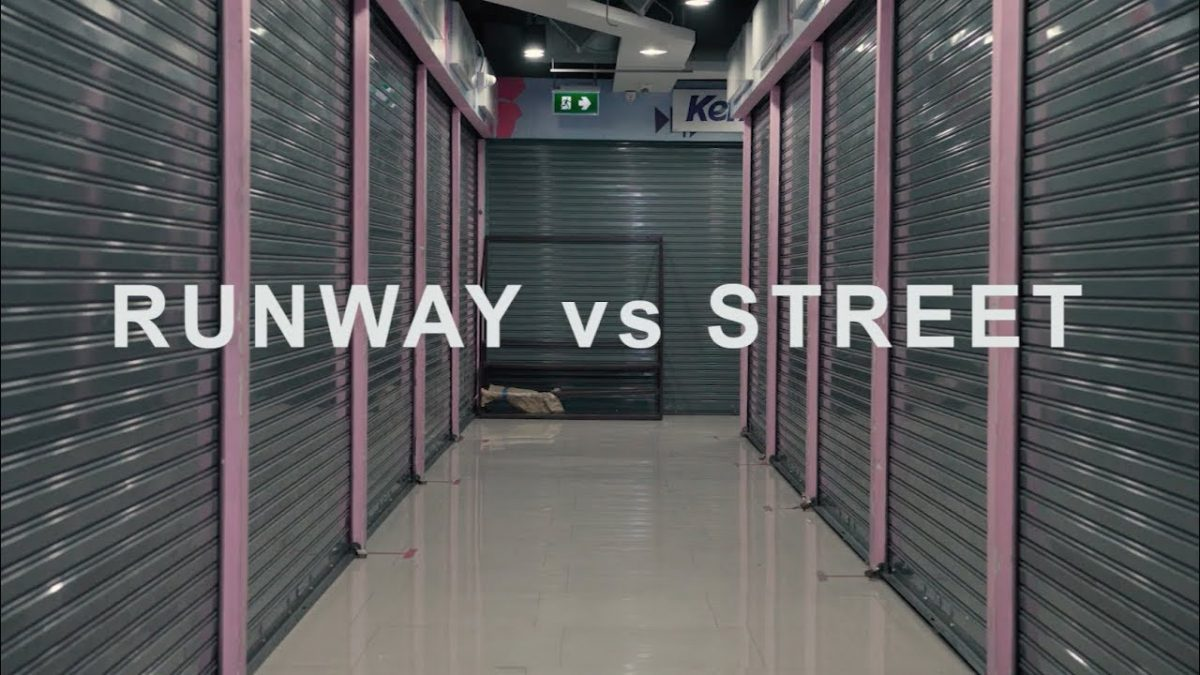 RUNWAY vs STREET part 3