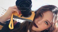 ชีวิตมีสีสัน! เที่ยวสเปน บาร์เซโลนา-มาดริด กับ 'แพรี่พาย' บิวตี้บล็อคเกอร์สาวสวย