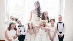 เมื่อ ครูสอนเด็กพิเศษ แต่งงาน! เธอจึงเชิญนักเรียนมาเป็นแขกสุดน่ารัก