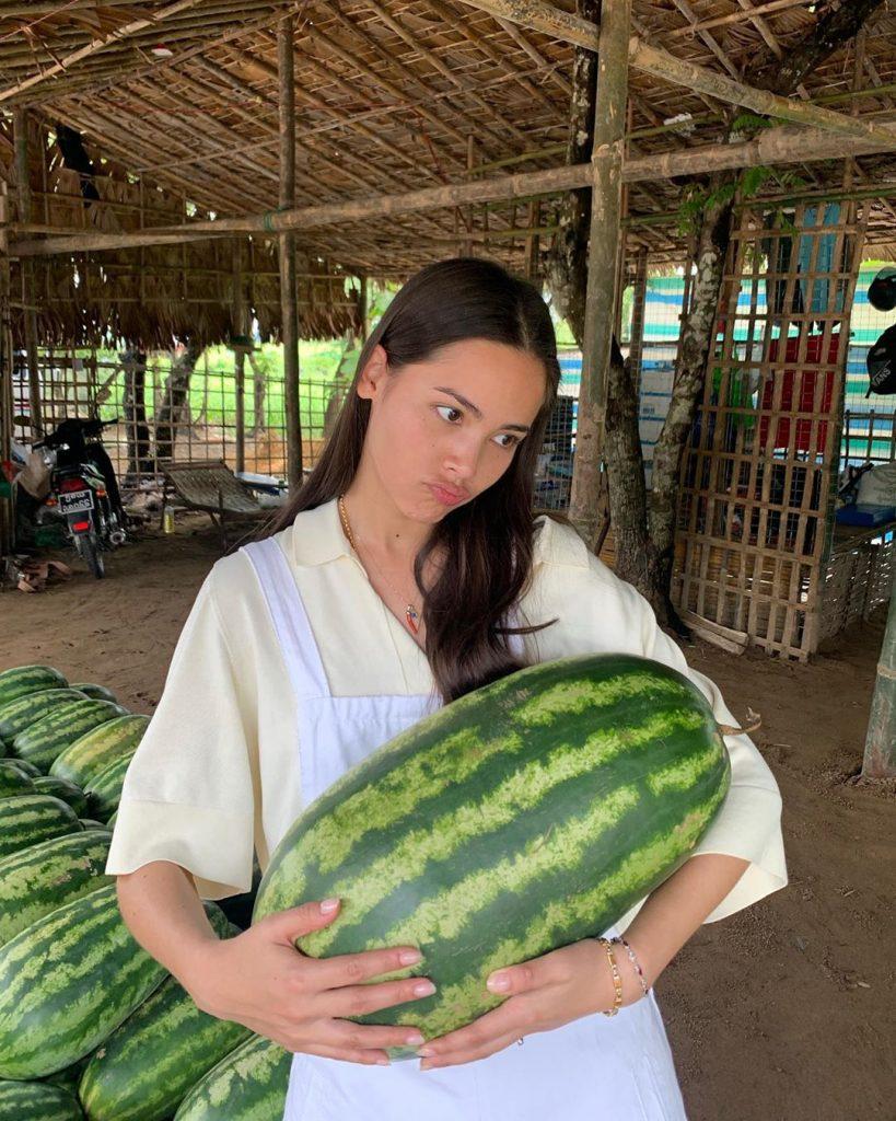 ญาญ่า Ohhh บักแตงโมมมมม