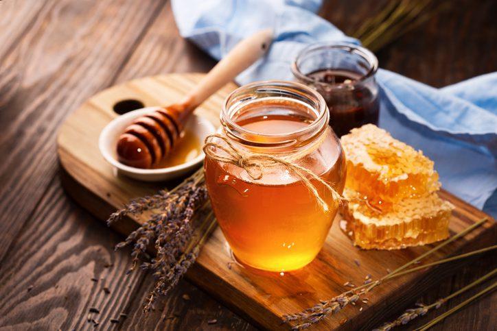 ดื่มน้ำผึ้ง