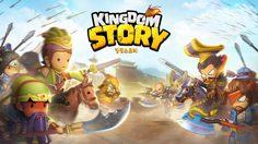 Kingdom Story สามก๊กเกมใหม่ติดอันดับ Feature App บน Play Store แล้ว