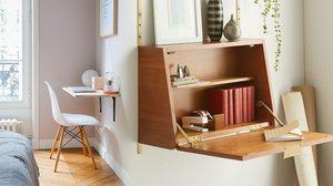 ไอเดียการจัดห้องเล็ก ๆ ให้โล่งโปร่งสบาย
