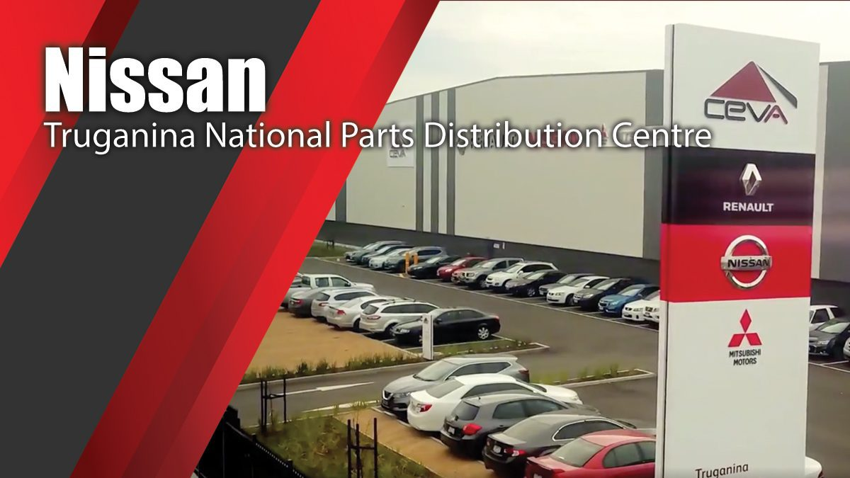 Nissan Truganina National Parts Distribution Centre EDIT