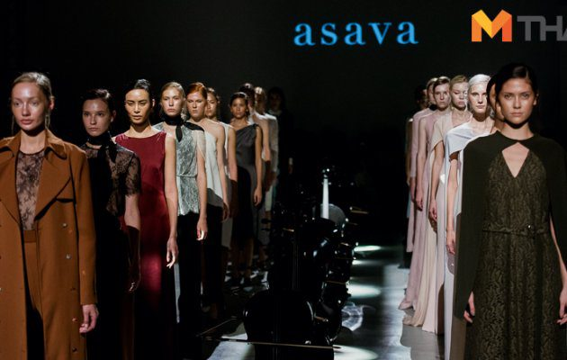 ASAVA A/W 2016 Fashion Field Trip The Gallery