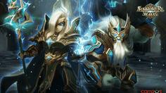 Lightning Emperor-Giant Warrior มอนสเตอร์ใหม่ Summoners War จากตำนานเทพนอร์ส