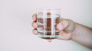 ดื่มน้ำไม่เพียงพอ