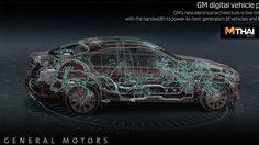 GM เปิดตัว แพลทฟอร์มรถยนต์ ดิจิทัล รองรับการใช้งานเทคโนโลยีแห่งอนาคต