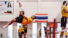 แค้มป์ตะกร้อชายไทย ได้ อนุวัติ กลับมาซ้อม – ศิริวัฒน์ หายไม่ทันแน่นอน ก่อนลุย ซีเกมส์ 2019