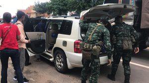 ชายแดนไทย-กัมพูชา จ.สุรินทร์ คุมเข้ม หลัง 'ยิ่งลักษณ์' ถูกออกหมายจับ