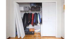 How – To เปลี่ยน ประตูบานเฟี้ยม เป็น ประตูตู้บานเลื่อน ให้ประหยัดพื้นที่ใช้สอยกว่าเดิม