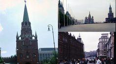ภาพอันน่าทึ่ง กรุงมอสโก ในปี 1970 ศูนย์กลางทางเศรษฐกิจ การเงิน และการศึกษา ของรัสเซีย