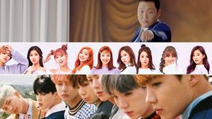 YouTube เผย TOP10 เอ็มวี K-POP สุดฮอต ประจำปี 2016