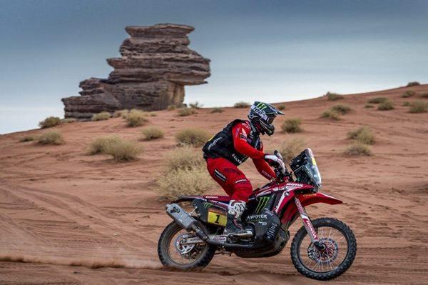 Honda Dakar Rally 2021