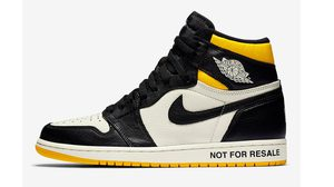Air Jordan 1 Not For Resale คอลเลคชั่นจิกกัดพ่อค้ารีเซล วางขาย 14 พฤศจิกายนนี้