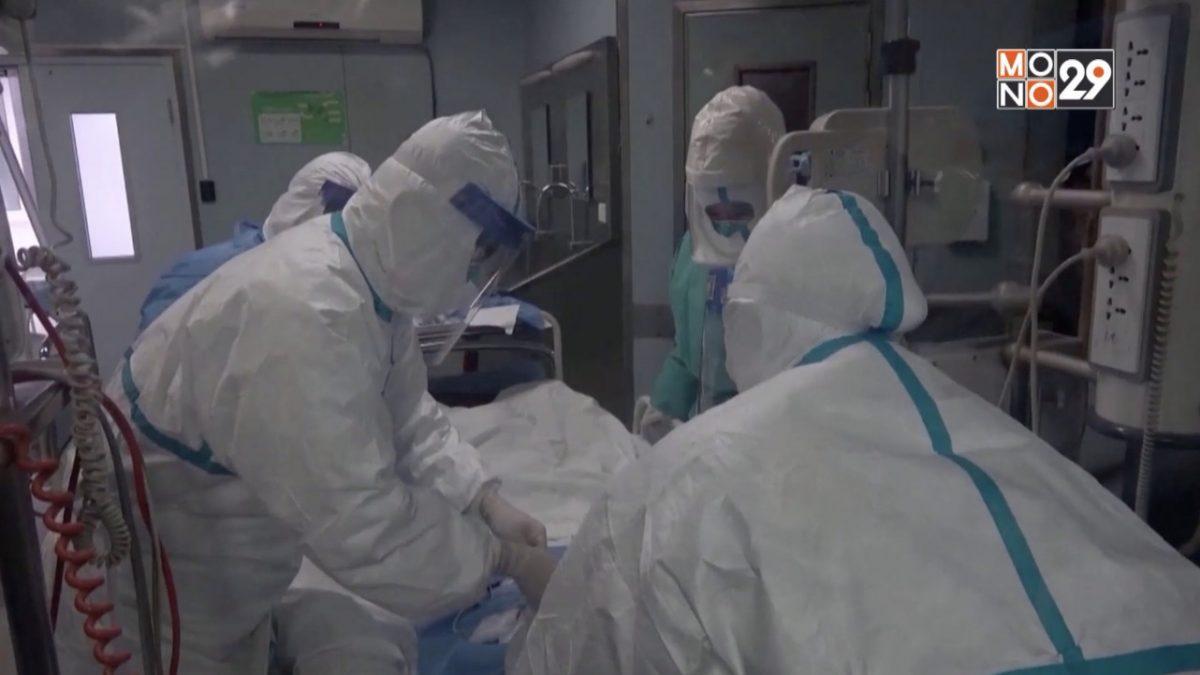 ยอดผู้เสียชีวิตจากเชื้อไวรัสโคโรนาในจีน พุ่งขึ้น 80 ราย