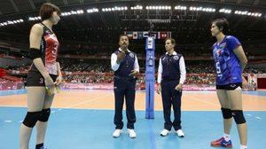 แฟนวอลเลย์บอลทั่วโลกล่ารายชื่อกดดัน FIVB ปมทำไมไทยเสียแต้มให้ญี่ปุ่น !