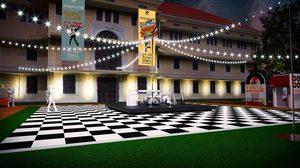 Night at The Museum 8 ตอน Night Club (ไนต์คลับ) ณ มิวเซียมสยาม