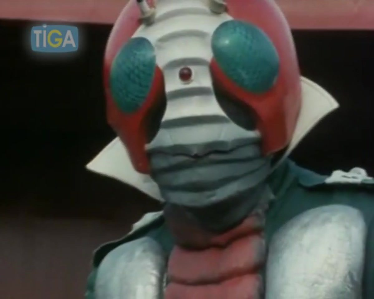 Masked Rider V3 ตอนที่ 40-3