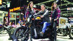Harley-Davidson เปิดตัว FXDR 114 และ Iron 1200 ครั้งแรกในอาเซียน ที่งาน Motor Expo
