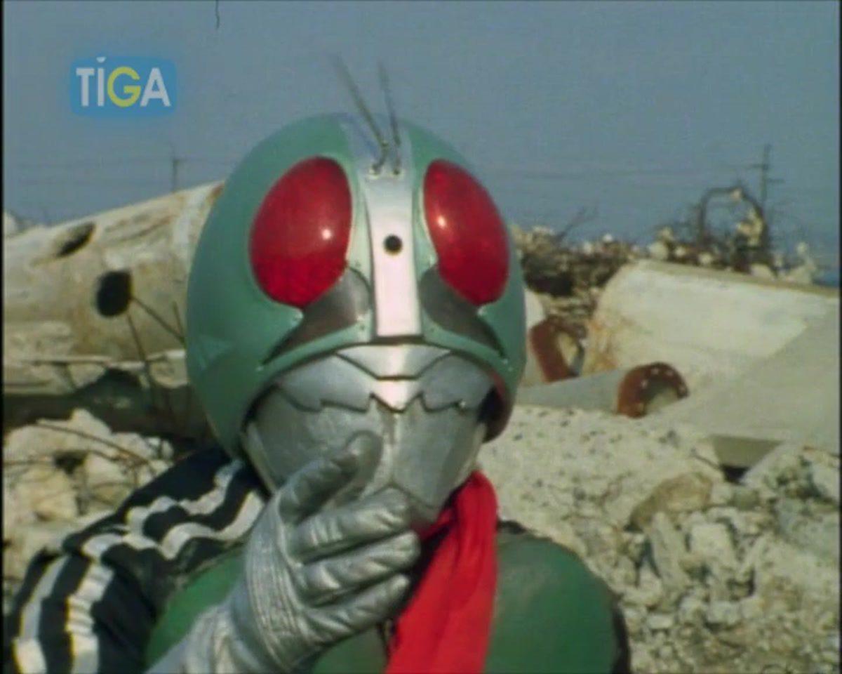 Masked Rider ตอนที่ 89-3