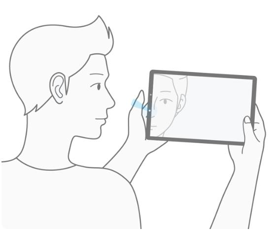 ระบบ Galaxy Tab S4