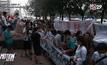 ผู้ประสบภัยจากเหตุระเบิดในจีนเรียกร้องค่าชดเชย