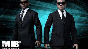 Enterbay งัดทีเด็ดชุดผ้า Men in black Real Masterpiece