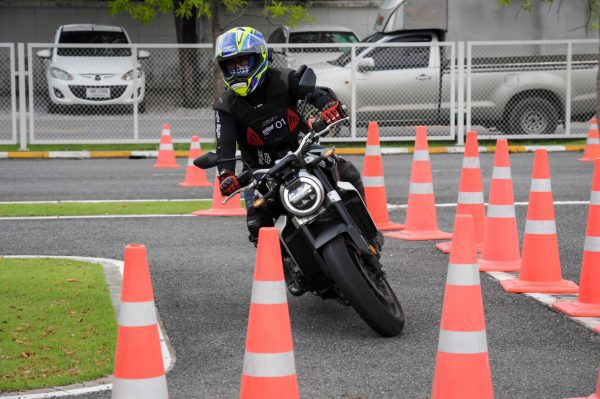Honda BigBike Riding Passion Year 2