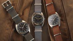 นิยามใหม่ของนาฬิกา Khaki Pilot Pioneer Mechanical จาก Hamilton ในสไตล์ 1970